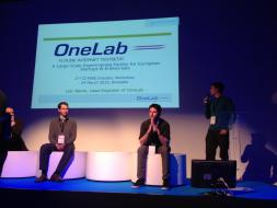 OneLab in Brussels: FIRE workshop and NetFutures 2015