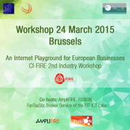 Future Internet Testing - Opportunities for European Businesses Workshop